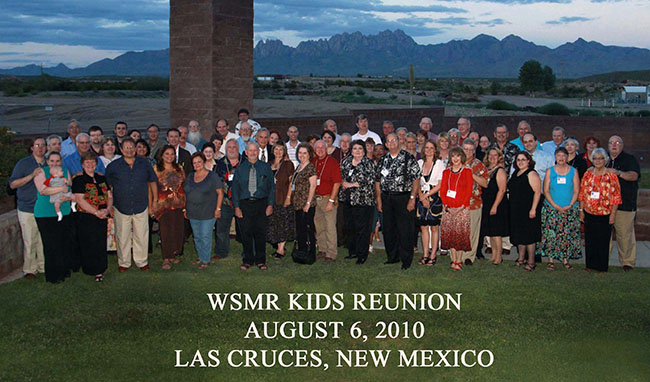 WSMR Kids Group Shot