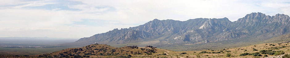 WSMR Organ Mountains